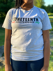 Juneteenth Short Sleeve T-Shirt