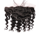 Pre-Plucked Virgin Malaysian Loose Wave Lace Frontal