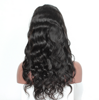 Pre-Plucked Virgin Malaysian Body Wave Lace 360 Frontal