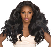 Virgin Brazilian Body Wave Lace Front Wig