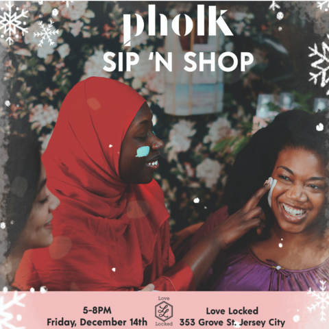 SIP 'N SHOP @ LOVE LOCKED