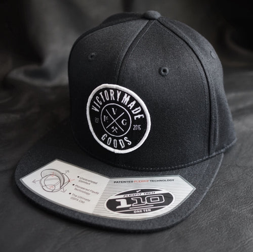 PATCHED SNAPBACK HAT