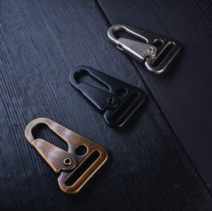 FLAGSHIP ENGLISH BRIDLE LEATHER KEYFOB