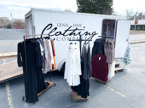 traveling boutique