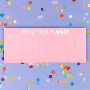 Intentional Eating Meal Planner