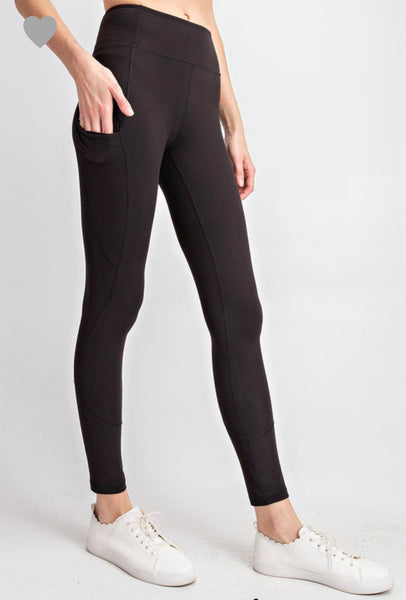 Super Soft Leggings with Pockets