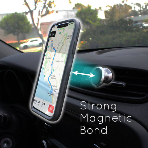 Magnetic Mount for Car Vents