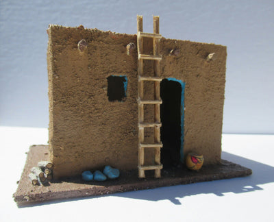 """Build your own Pueblo"" Model Kit"