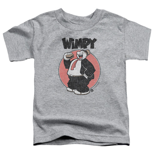 Popeye - Wimpy Short Sleeve Toddler Tee
