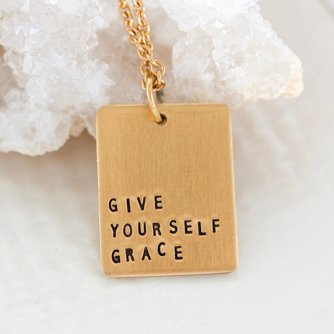 Defined | Give Yourself Grace