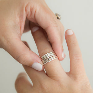 FIND YOUR FIT | rings