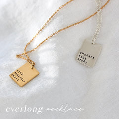 everlong necklace