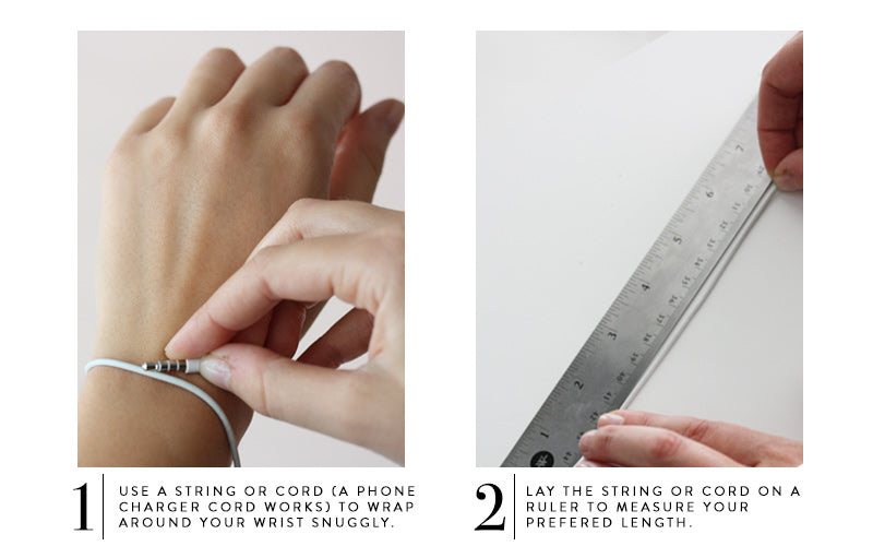 find your bracelet size guide image