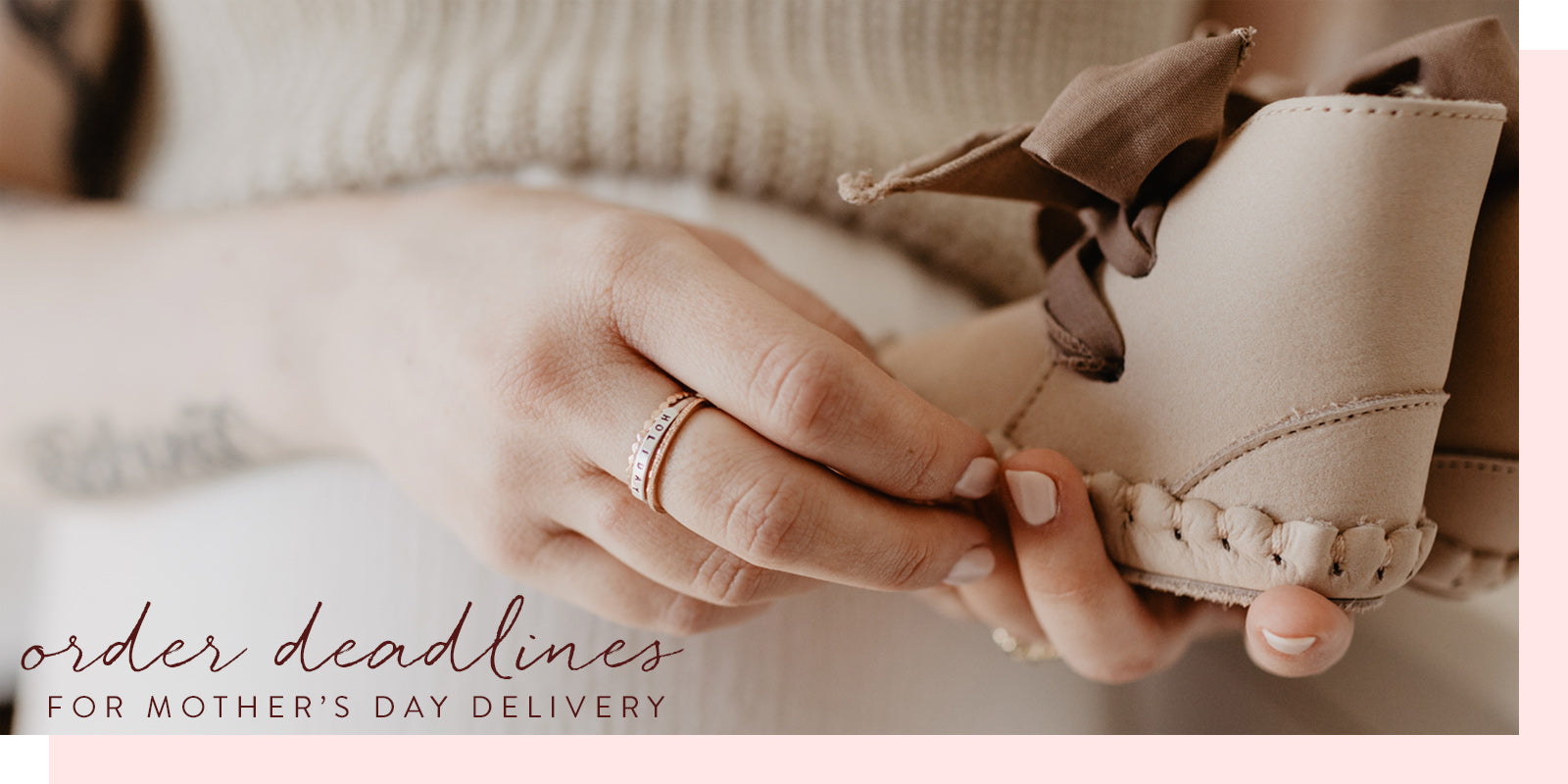 order deadlines for mother's day delivery