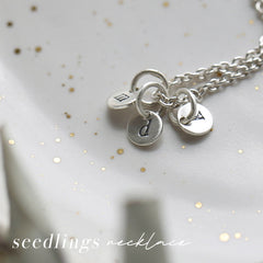 seedlings necklace
