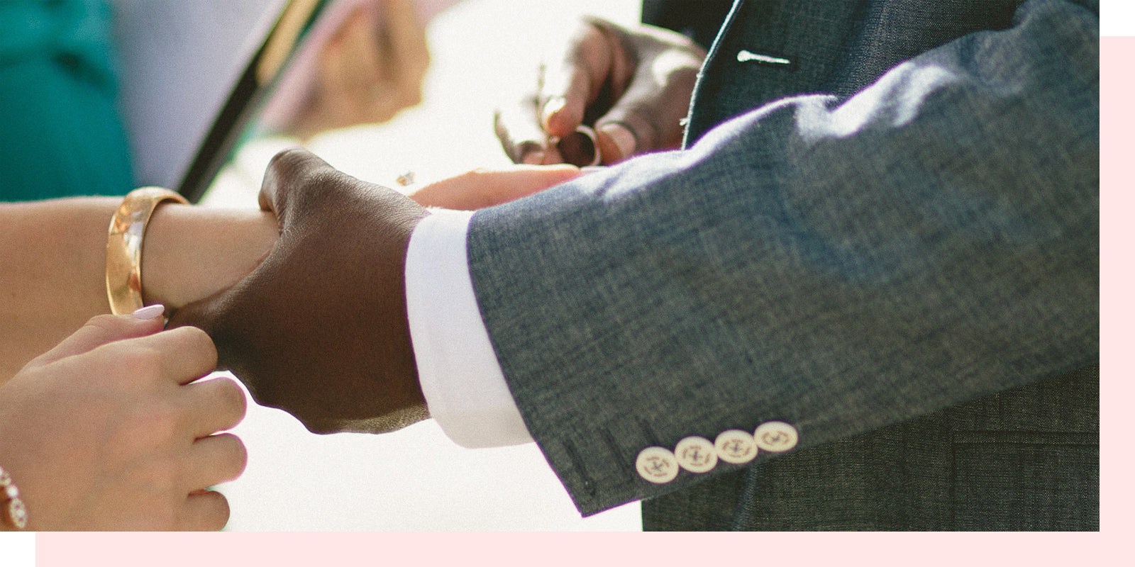 our guide to wedding bands