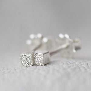 DIAMOND DUSTED ELEMENT STUDS