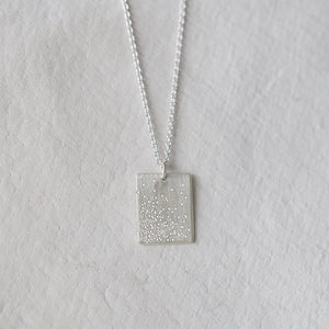 DIAMOND DUSTED EVERLONG NECKLACE
