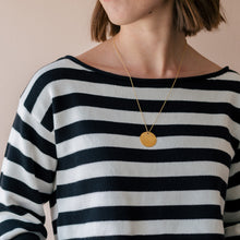 archive | LARGE MEDALLION NECKLACE