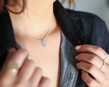 archive | MINI TAG NECKLACE