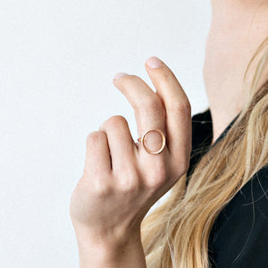archive | DIAMOND DUSTED OVAL RING