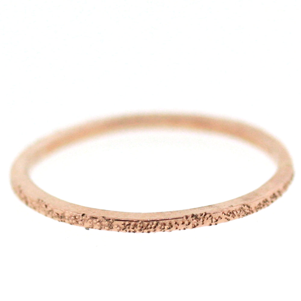 archive | ROSE GOLD PETITE STACKING RING