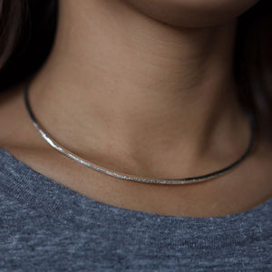 archive | DIAMOND DUSTED PETITE COLLAR