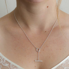DIAMOND DUSTED MERIDIAN NECKLACE