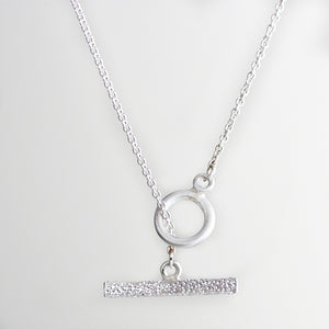 archive | DIAMOND DUSTED MERIDIAN NECKLACE