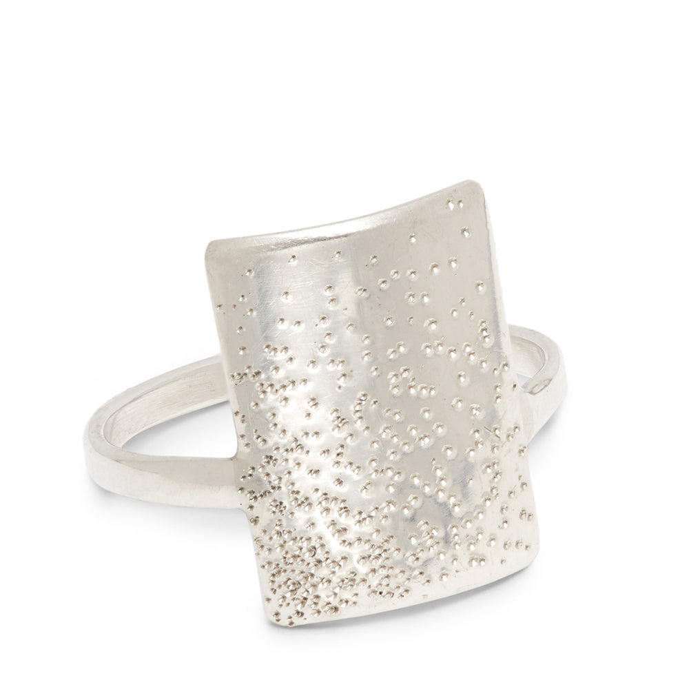 DIAMOND DUSTED EVERLONG RING
