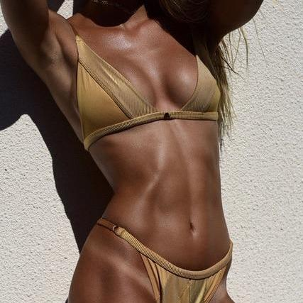 Sexy Bikini Set Push-Up 3 Colors