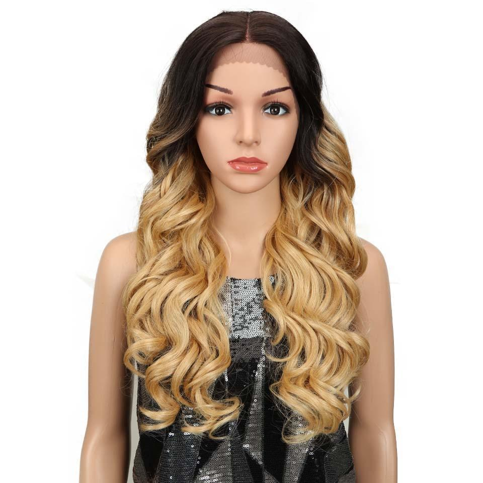 "Lace Front ombre Wig 24"" 2 colors"