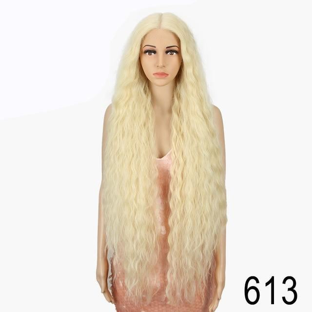 "42"" Lace Front Wig 5 Colors"