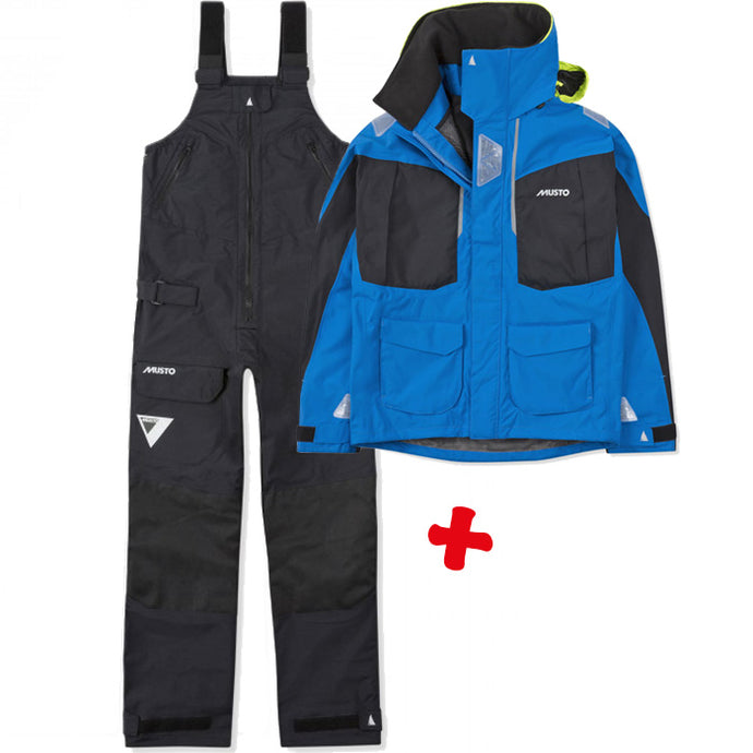 Musto BR2 Offshore Set