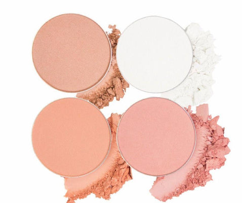Skyview | Complexion Quad | ittsē Cosmetics