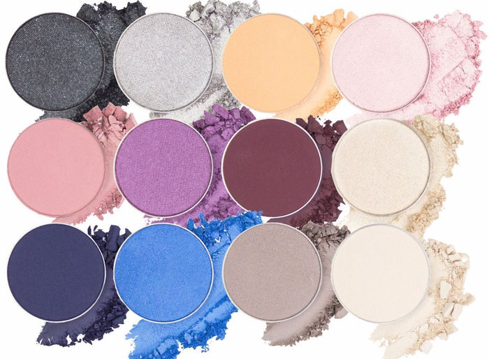 The Cool & Captivating Collection | Eyeshadow Collection | ittsē Cosmetics