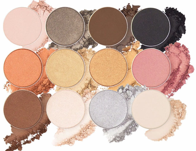 Eyeshadow Collection - The Mojave Collection