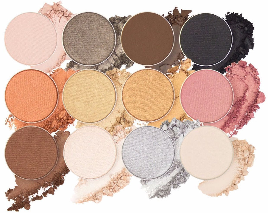 The Mojave Collection | Eyeshadow Collection | ittsē Cosmetics