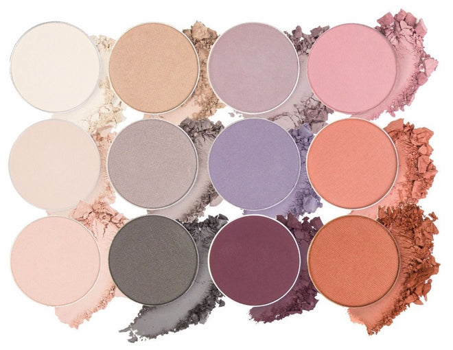 Eyeshadow Collection - The New Vintage Collection No 2