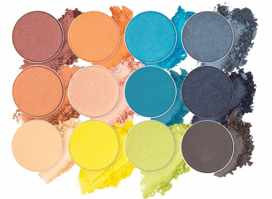 Eyeshadow Collection - The Prism Chromatic Collection