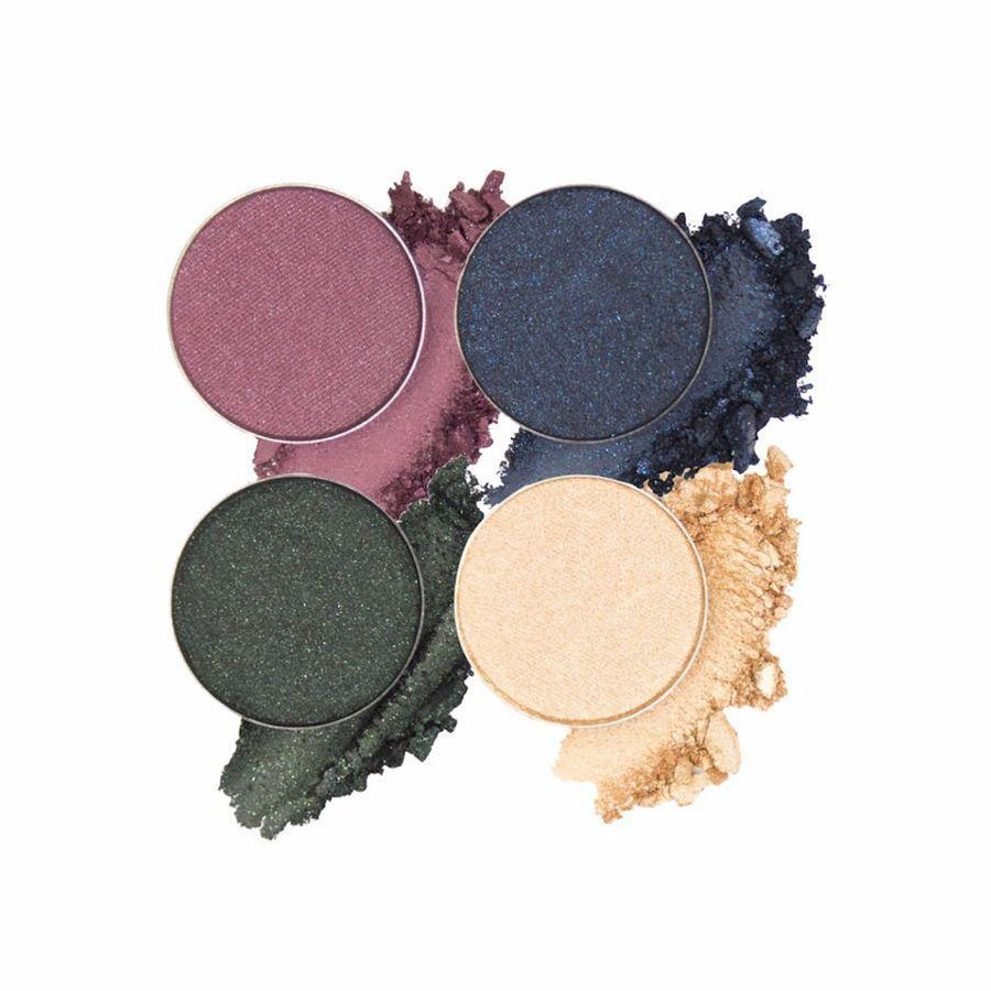 Bay Bridge | Eyeshadow Quad | ittsē Cosmetics