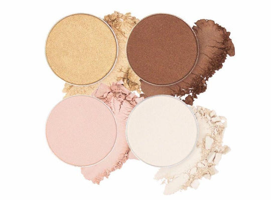 Beaumont | Eyeshadow Quad | ittsē Cosmetics