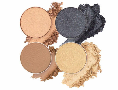 California | Eyeshadow Quad | ittsē Cosmetics