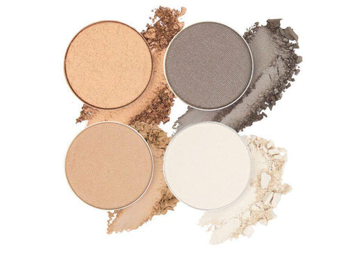 Claremont | Eyeshadow Quad | ittsē Cosmetics