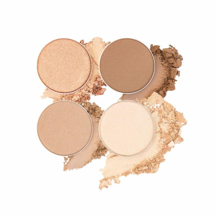 Duboce | Eyeshadow Quad | ittsē Cosmetics