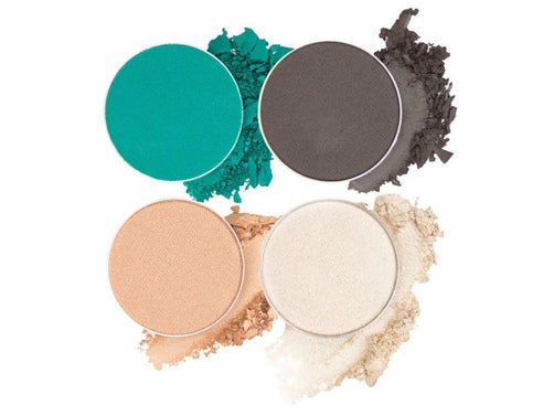 Embarcadero | Eyeshadow Quad | ittsē Cosmetics