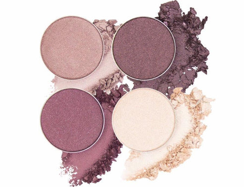Escondido | Eyeshadow Quad | ittsē Cosmetics
