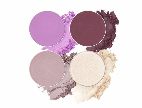 Fillmore | Eyeshadow Quad | ittsē Cosmetics