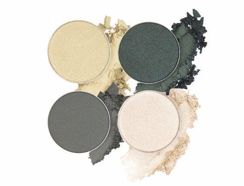 Kearny | Eyeshadow Quad | ittsē Cosmetics