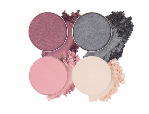 Lakeshore | Eyeshadow Quad | ittsē Cosmetics
